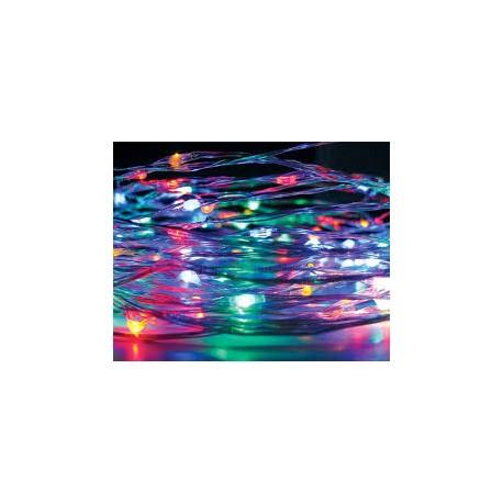 SERIE 120 LED NATALIZIA RGB 6 MT