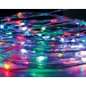 LOTTI XMASKING SERIE 120 LED NATALIZIA RGB 6 MT