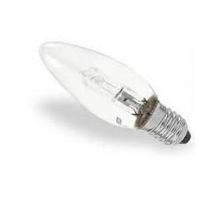 LAMPADA BEGHELLI OLIVA E14 SMERIGLIATA 25W